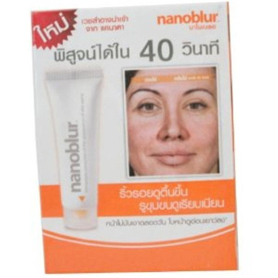 Nanoblur Look up to 10 Years Younger in 40 Seconds Size 30ml