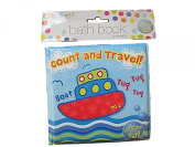 First Steps Baby Bath Book / Count & Travel / 6 Months+