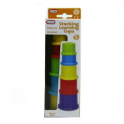 Fun Time Stacking Building Toy Learning Cups