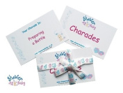 A Set of Charades by Shower My Baby