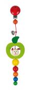 Heimess Caterpillar in an Apple with Bell Clip