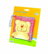 Great Gizmos (15 X 15cm) Baby Soft Book