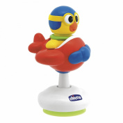 Chicco 16 cm Canary Pilot Highchair Toy