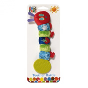 The Very Hungry Caterpillar Hungry Caterpillar Teether Rattle