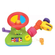 Fun Time Junior Driver Infant Steering Wheel