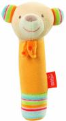 Fehn Bubbly Crew Soft Teddy Grab Toy