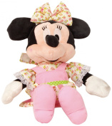 Disney's Minnie Mouse patchwork rag doll