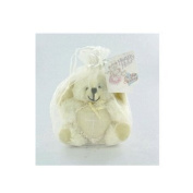 Heavenly hugs 11cm Gift Bear - 'Christening'
