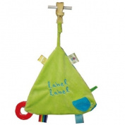 Label-Label Square Labels Comfort Tag Activity Triangle Blue / Lime