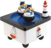 Ulysse Sailor Music Box