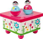 Ulysse Little Japanese Girl Music Box