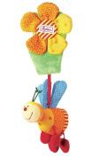 Sigikid Baby Car Seat Toy Flower
