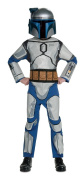 Rubies Costume Co. Star Wars Child's Jango Fett Costume, Small