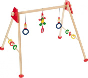 Heimess Man Baby Gym (Red)