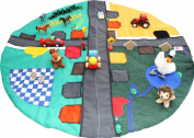 Playscope Storymat Village Set