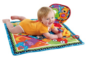 Fisher-Price - Musical Activity Playmat