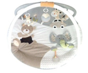 BoBo Baby Round Playmat Activity Gym Play Mat with Storage Bag