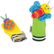 Lamaze High Contrast Foot Finders