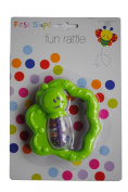 First Steps Fun Rattle / Teether