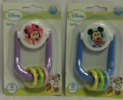 disney rattle teether