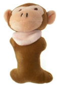 Babies rattle soft monkey design - rattles and squeaks