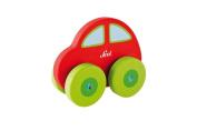 Sevi - Wooden Baby Rattle - Car