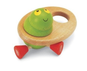 Pintoy Frog Rattle by John Crane