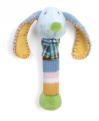 Happy Horse 18cm Dinkey Dog Rattle Toy