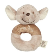 Soft Plush Little Roo Baby Rattle By Disney Baby