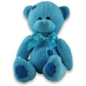 Baby's First Soft Toy Teddy Bear - Blue