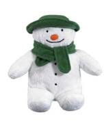 Rainbow Designs Snowman Bean Toy for Newborn