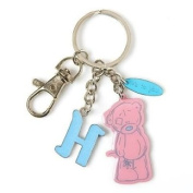 Me to You Tatty Teddy - Letter H - Keyring Charm