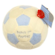 Lovely soft 12cm 'Baby's 1st Football'