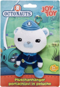 Joy Toy Octonauts 13cm Barnacles Plush Keychain on Backer Card