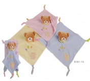 Cuddly toy - Baby Bear Wrap Comforter pink