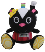 Lamaze Little Knotties Baby Toy Skunk