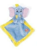 Disney Animal Tales Plush - Dumbo - Baby Comfort Blanket