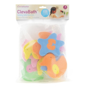 Clevamama Baby Bath Toys and Tidy Bag