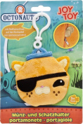 Joy Toy Octonauts 9cm Kwaazi Money Pouch on Backer Card