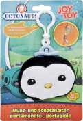 Joy Toy Octonauts 9cm Peso Money Pouch on Backer Card
