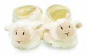 Happy Horse 9cm Lammy Plush Baby Slippers
