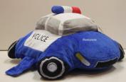 Police Car 2-in-1 Cushion Plush Pillow Pet Car Cuddle Pet Animal Pillow Pets Plush 41cm Soft Toy