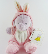 Humphreys Corner - 17cm Gorgeous Lottie in Removable Buny Outfit Soft Toy
