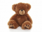 Barnaby bear 20cm brown