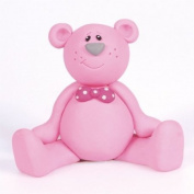 Decorative Claydough pink ted