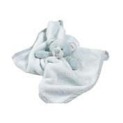 Walton Baby - Softee Bear Security Blanket - Blue