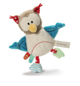 Great Gizmos My First NICI Grabber Owl with Rattle