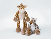 Teddykompaniet Diinglisar Wild Tiger Soft Toy