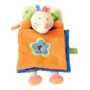 Bino Plush Baby's First Book Elephant