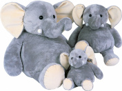 Histoire d'ours Bear Story Safari Animals 23 cm Elephant Boxed
